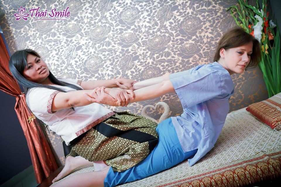 Thai Smile - Tradycyjny masaż tajski