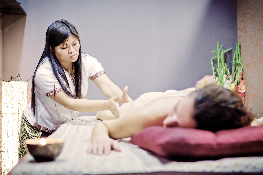 afrikansk massage thai smile