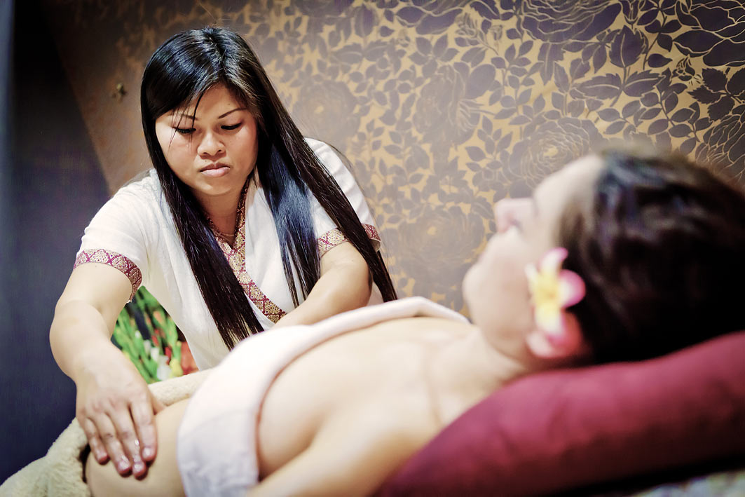 Thai Smile - Thai Oil Massage