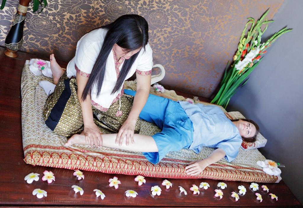Thai Smile - Masaż Tajski dla seniorów