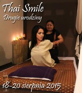 Drugie urodziny Thai Smile