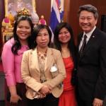 Urodziny Króla Tajlandii 2013 w Warszawie