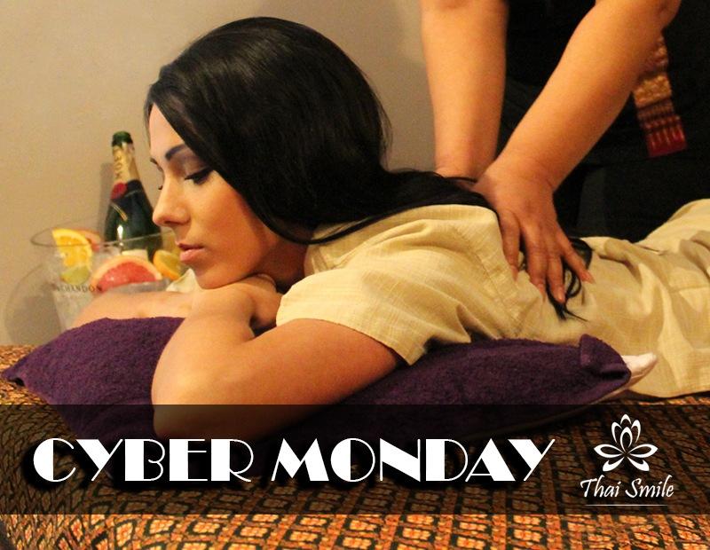 Thai Smile - Cyber Monday fb