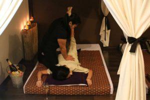 Thai Smile - masaż tajski
