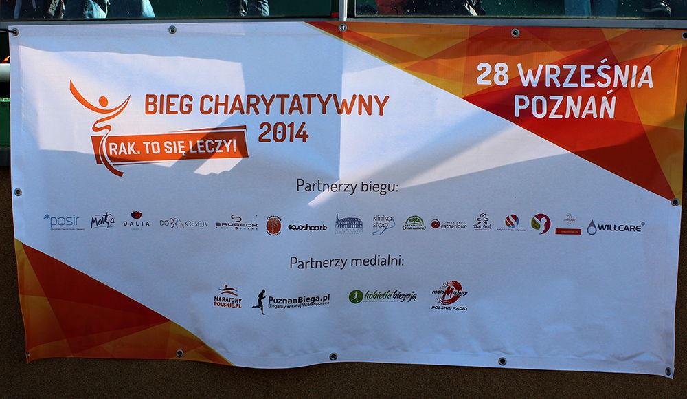 Działalność charytatywna Thai Smile 2014.09.28 - Bieg charytatywny – Rak. To się leczy