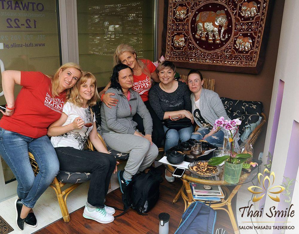 Działalność charytatywna Thai Smile 2017 Drużyna Szpiku - Dni Mamy Onkologicznej