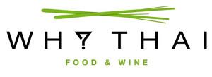 Why Thai Food & Wine logo