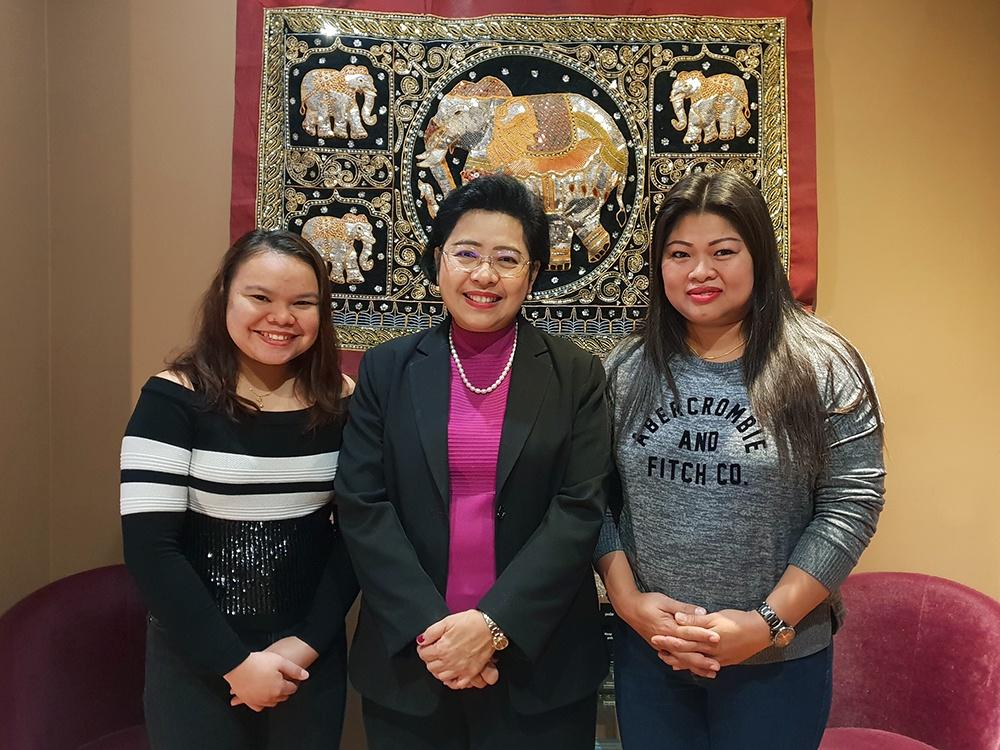 Thai Smile 2018.10.23 wizyta Pani Ambsador 02