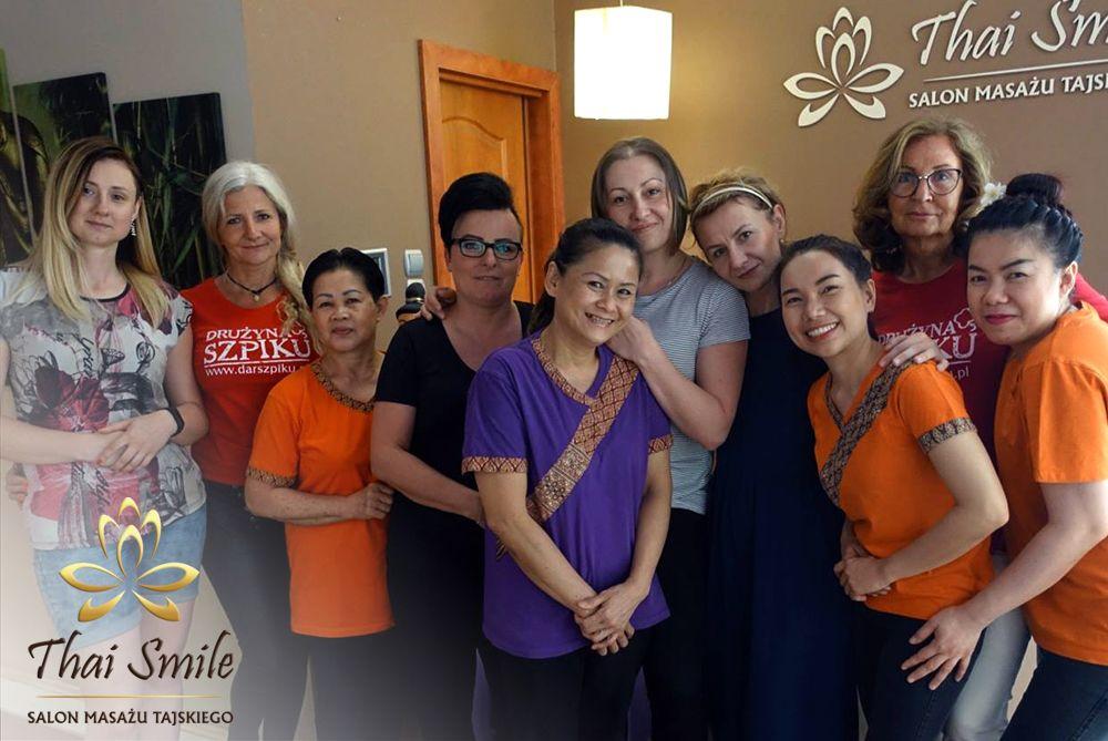 Działalność charytatywna Thai Smile 2018 Drużyna Szpiku - Dni Mamy Onkologicznej