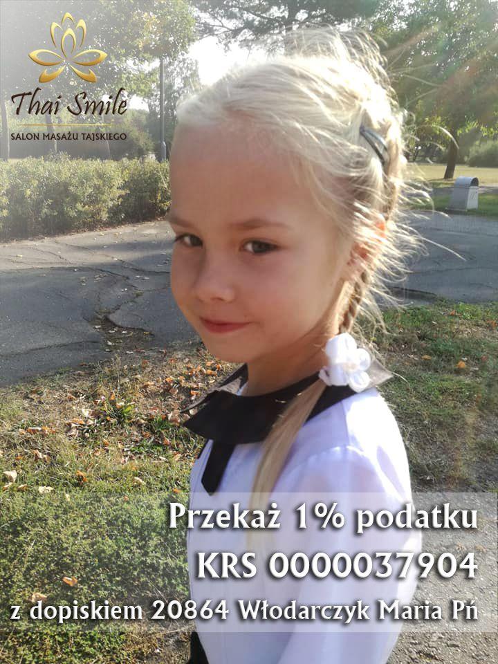 Działalność charytatywna Thai Smile 2018 - Marysia Włodarczyk 01