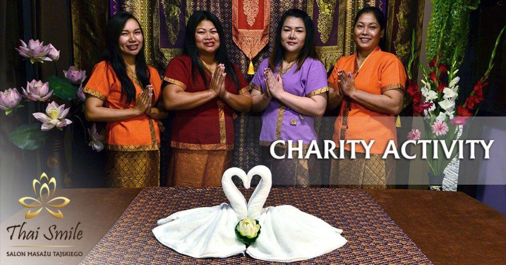 Thai Smile - Charity Activity