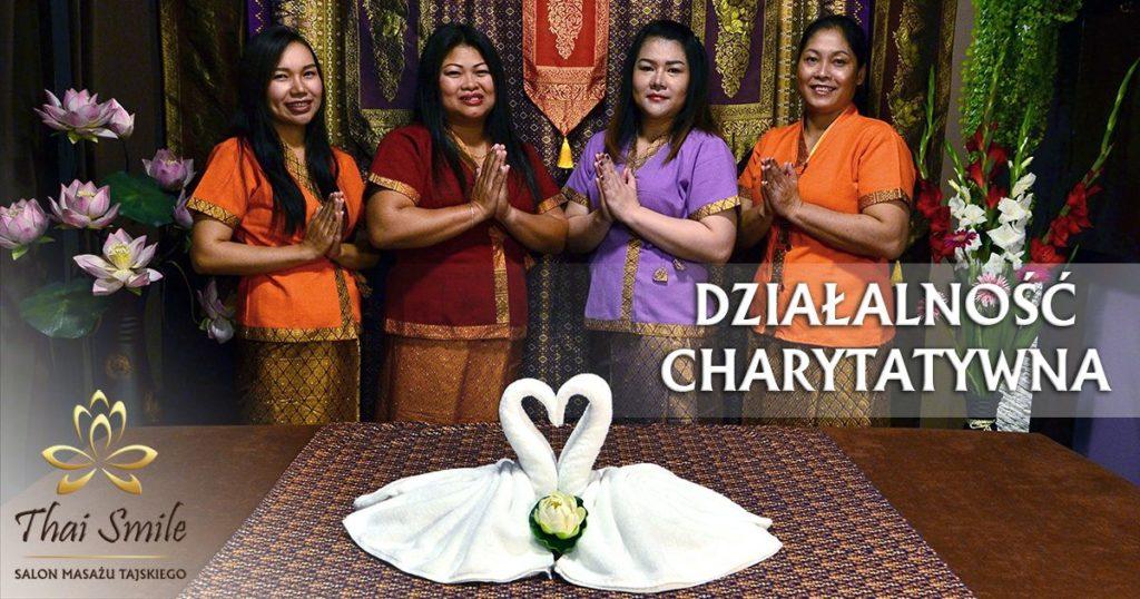 Thai Smile - Działalność Charytatywna