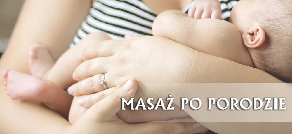 Thai Smile - masaż po porodzie